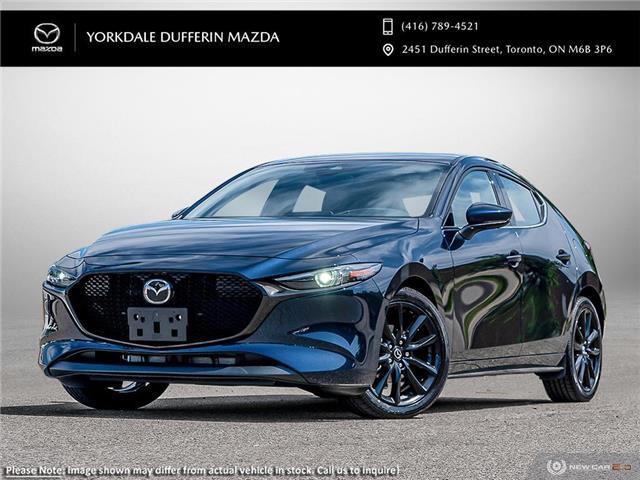 2021 Mazda Mazda3 Sport GT (Stk: 21866) in Toronto - Image 1 of 23