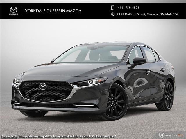 2021 Mazda Mazda3 GT w/Turbo (Stk: 21862) in Toronto - Image 1 of 22