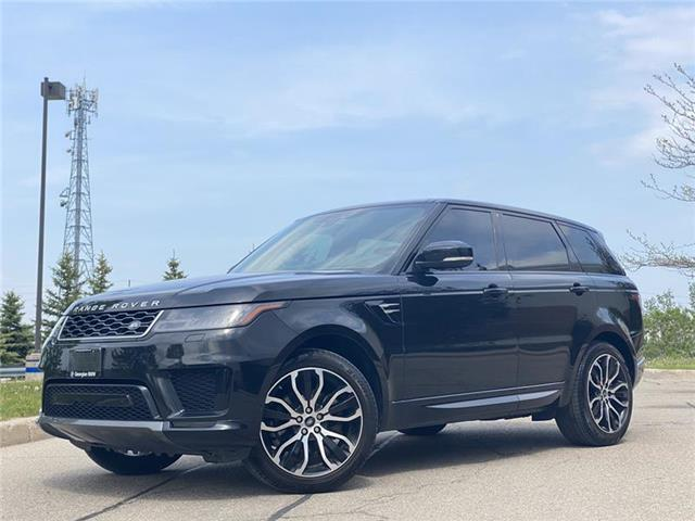 2019 Land Rover Range Rover Sport HSE (Stk: P1799-1) in Barrie - Image 1 of 17