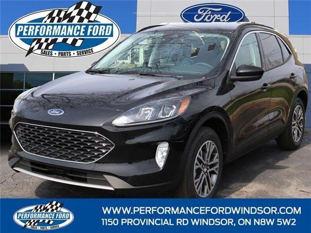 2021 Ford Escape SEL (Stk: ES44964) in Windsor - Image 1 of 14