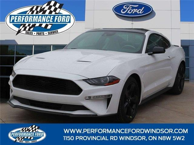2021 Ford Mustang EcoBoost Premium (Stk: MG00633) in Windsor - Image 1 of 14