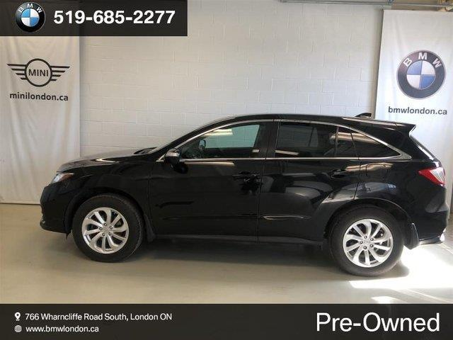2018 Acura RDX Tech (Stk: UPB2931) in London - Image 1 of 21