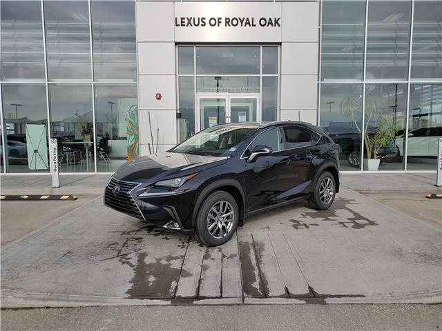 2021 Lexus NX 300 Base (Stk: L21385) in Calgary - Image 1 of 13