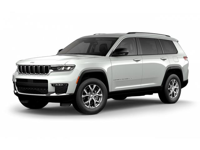 2021 Jeep Grand Cherokee L Limited (Stk: ) in Mont-Joli - Image 1 of 1