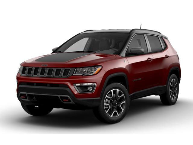 2021 Jeep Compass Trailhawk (Stk: ) in Quebec - Image 1 of 1