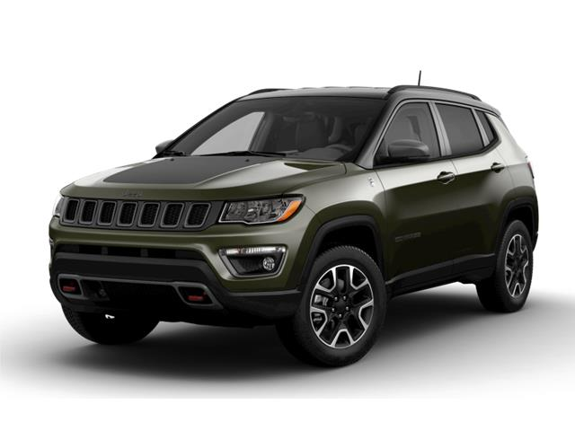 2021 Jeep Compass Trailhawk (Stk: 1M374) in Quebec - Image 1 of 1