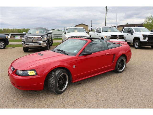 1999 Ford Mustang GT (Stk: MP073) in Rocky Mountain House - Image 1 of 30