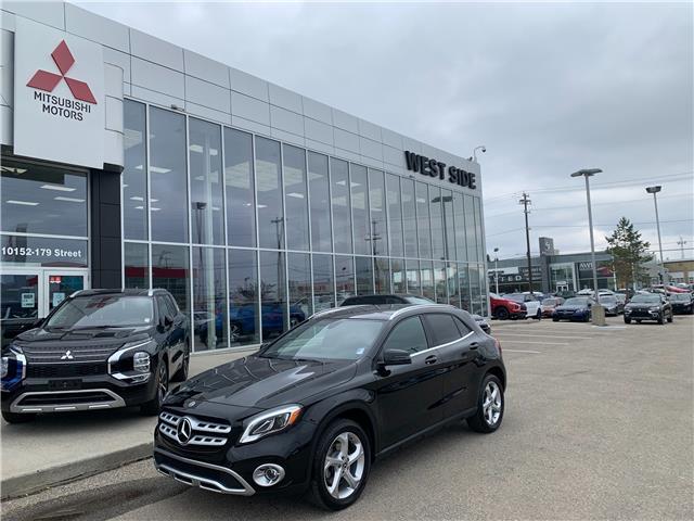 2019 Mercedes-Benz GLA 250 Base (Stk: BM4143) in Edmonton - Image 1 of 25