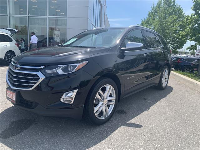2018 Chevrolet Equinox Premier 2GNAXMEV7J6178872 LC647774A in Bowmanville