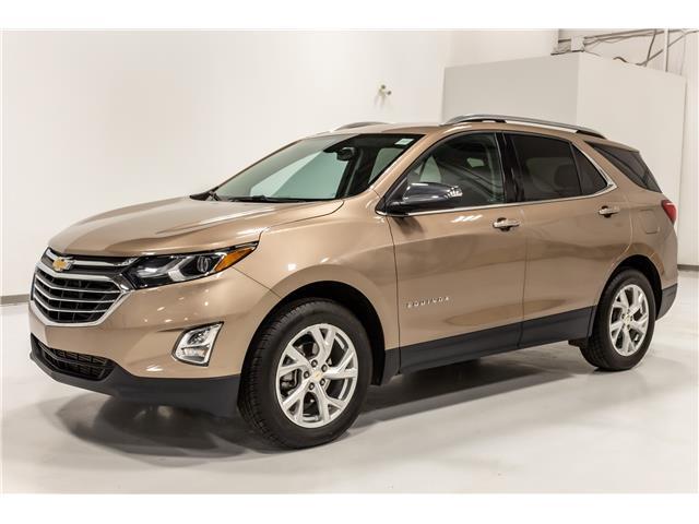 2018 Chevrolet Equinox Premier (Stk: UCE1656) in Edmonton - Image 1 of 12