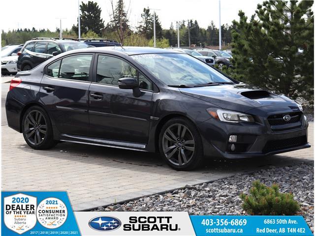 2017 Subaru WRX Sport-tech JF1VA1L64H9828431 28431U in Red Deer