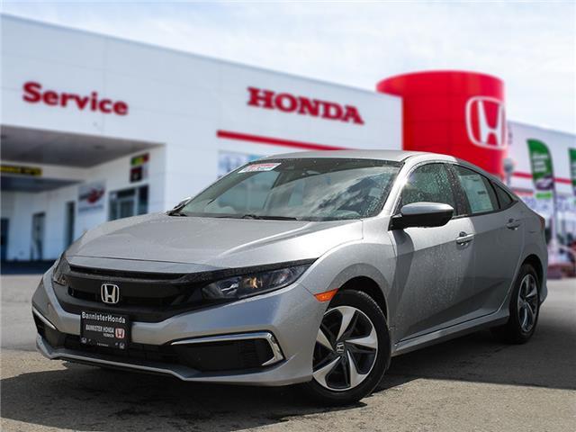 2021 Honda Civic LX (Stk: 21-078) in Vernon - Image 1 of 16
