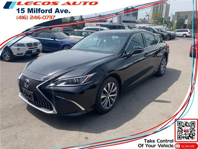 2020 Lexus ES 300h Signature (Stk: 005487) in Toronto - Image 1 of 9