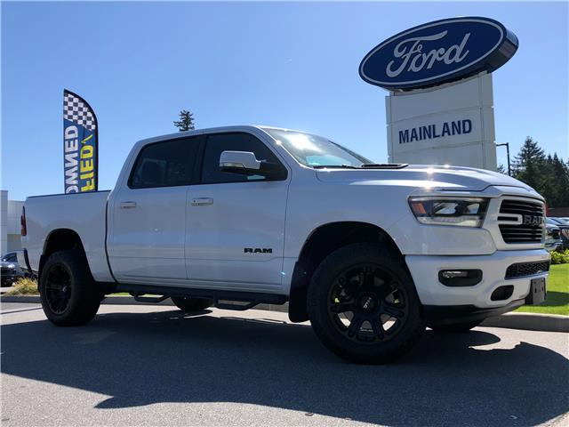 2019 RAM 1500 Sport (Stk: P7494A) in Vancouver - Image 1 of 30