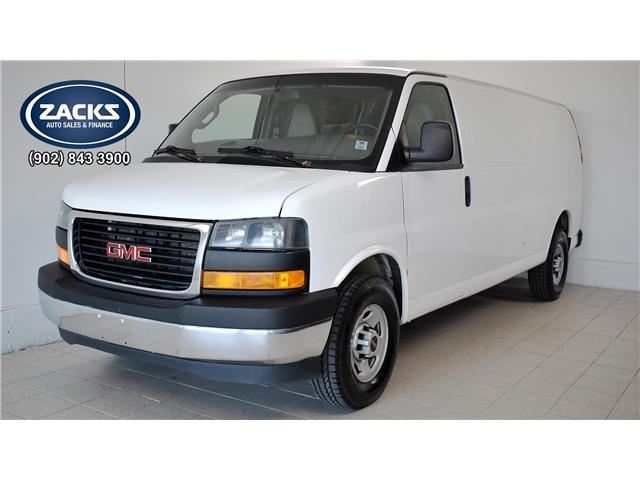 2017 GMC Savana 2500 Work Van (Stk: 02447) in Truro - Image 1 of 17
