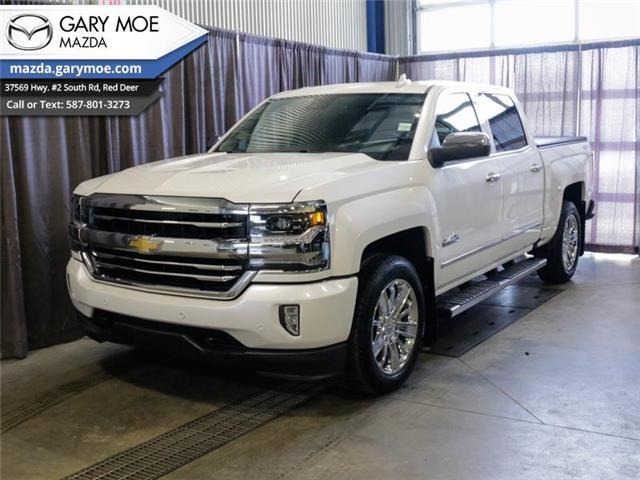 2018 Chevrolet Silverado 1500 High Country (Stk: MP10016) in Red Deer - Image 1 of 24