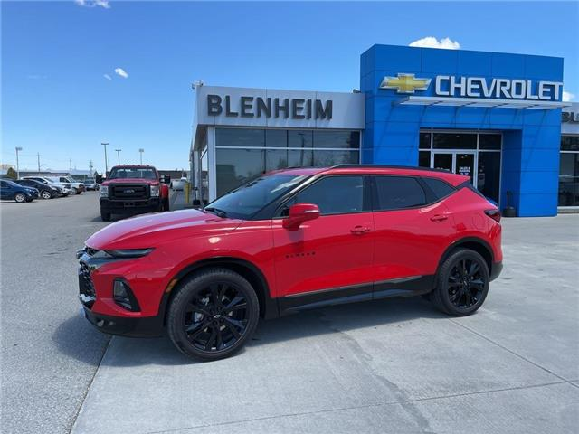 2020 Chevrolet Blazer RS (Stk: 1B044A) in Blenheim - Image 1 of 21