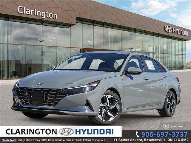 2021 Hyundai Elantra Ultimate Tech (Stk: 21306) in Clarington - Image 1 of 24