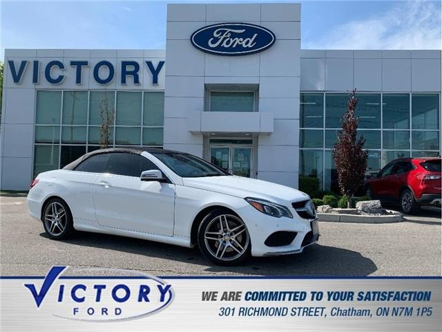 2016 Mercedes-Benz E-Class Base (Stk: V8803Y) in Chatham - Image 1 of 30