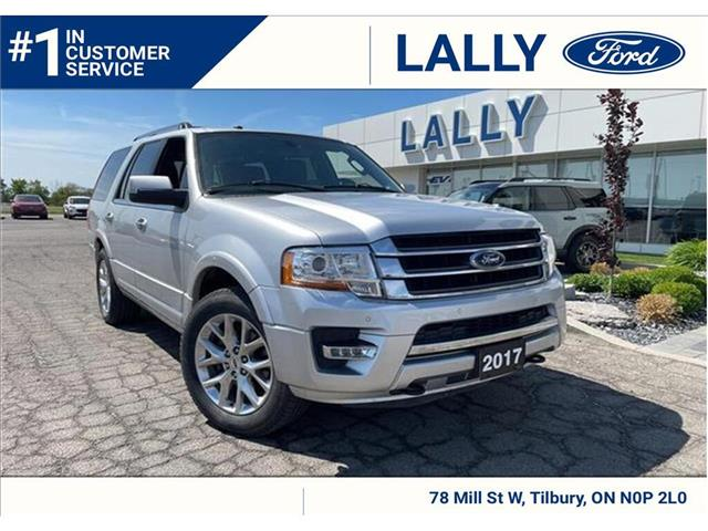 2017 Ford Expedition Limited (Stk: 9866) in Tilbury - Image 1 of 23