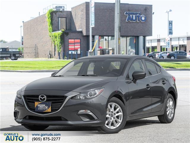 2014 Mazda Mazda3 GS-SKY (Stk: 105970) in Milton - Image 1 of 19