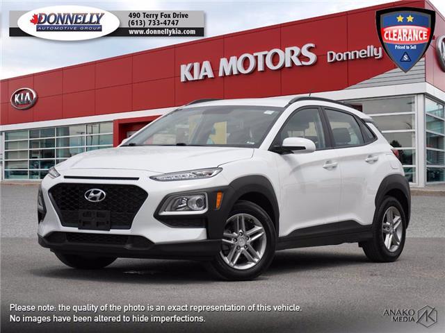 2018 Hyundai Kona 2.0L Essential (Stk: KV270DTA) in Ottawa - Image 1 of 28