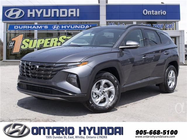 2022 Hyundai Tucson Preferred w/Trend Package (Stk: 034501) in Whitby - Image 1 of 21
