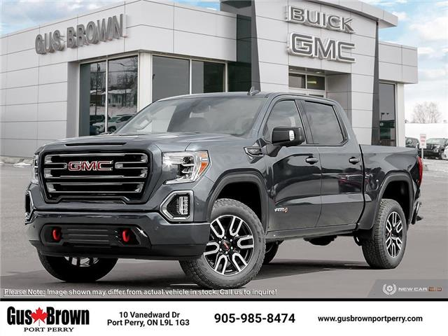 2021 GMC Sierra 1500 AT4 (Stk: Z332870) in PORT PERRY - Image 1 of 23