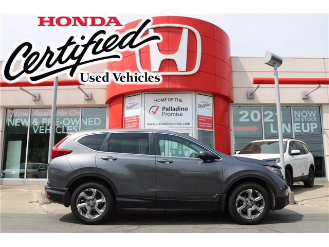 2019 Honda CR-V EX (Stk: 23016B) in Greater Sudbury - Image 1 of 37