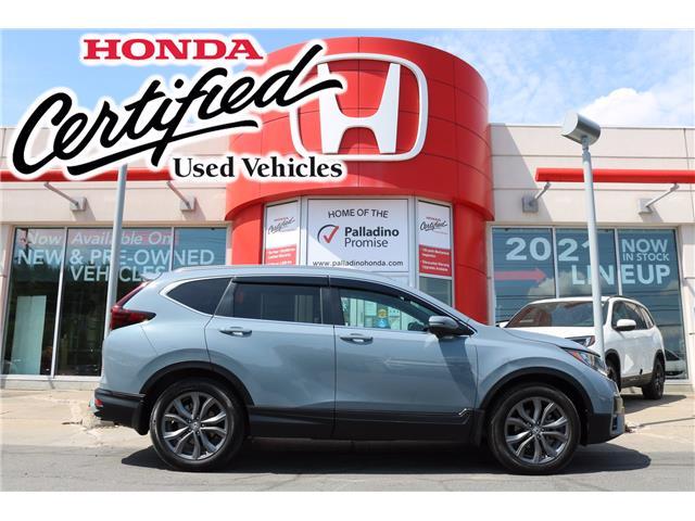 2020 Honda CR-V Sport (Stk: U10013) in Greater Sudbury - Image 1 of 37
