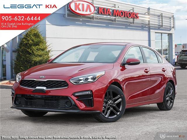 2021 Kia Forte EX Premium (Stk: 311-21) in Burlington - Image 1 of 23