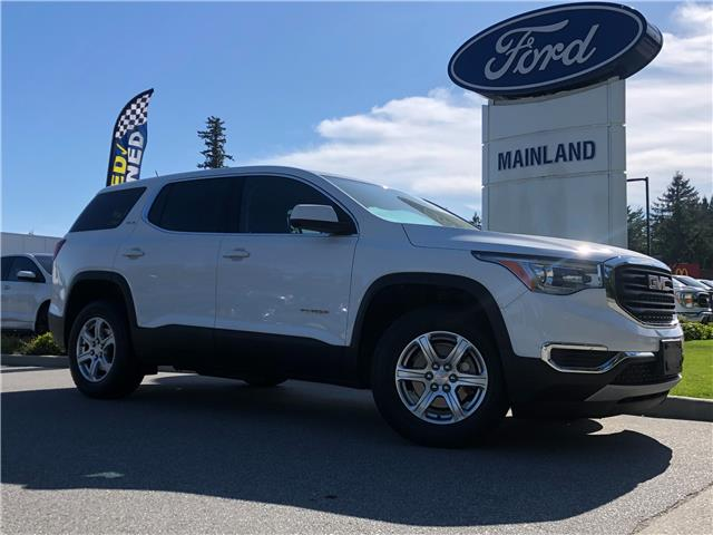 2017 GMC Acadia SLE-1 (Stk: P7202) in Vancouver - Image 1 of 30