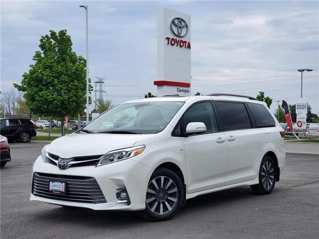 2018 Toyota Sienna  (Stk: P2699) in Bowmanville - Image 1 of 30