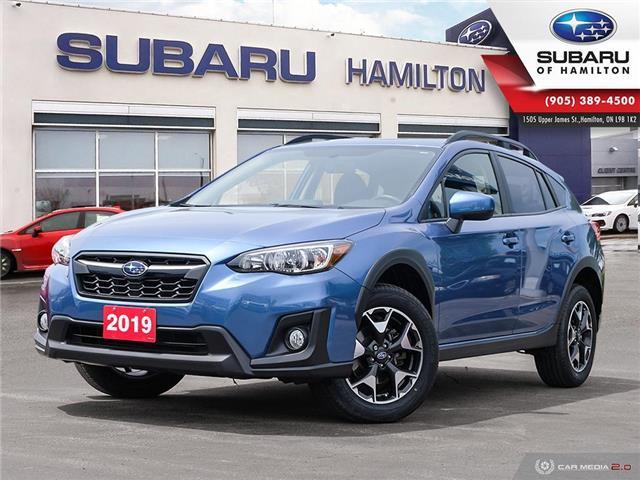 2019 Subaru Crosstrek Touring (Stk: S8936A) in Hamilton - Image 1 of 29