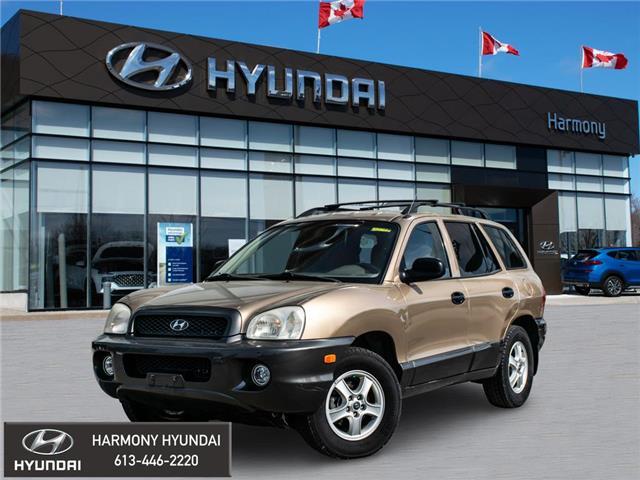 2002 Hyundai Santa Fe GLS (Stk: 22010A) in Rockland - Image 1 of 23