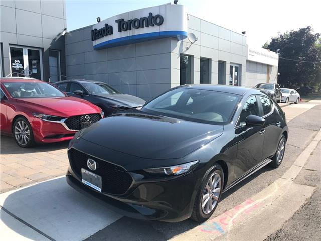 2020 Mazda Mazda3 Sport GS Auto i-ACTIV AWD (Stk: DEMO85025) in Toronto - Image 1 of 14