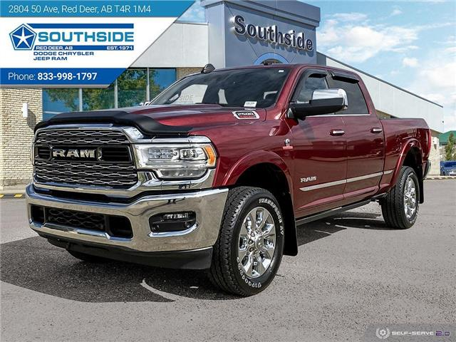2019 RAM 2500 Limited (Stk: 14670A) in Red Deer - Image 1 of 25
