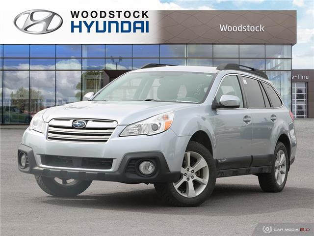 2013 Subaru Outback 2.5i Touring Package (Stk: P1650) in Woodstock - Image 1 of 27