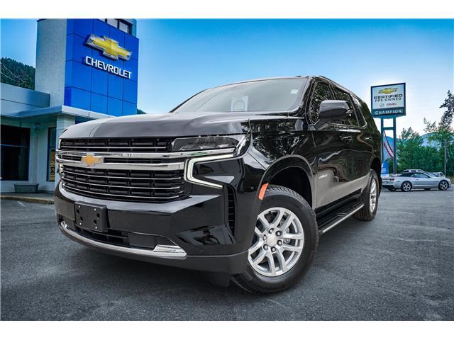2021 Chevrolet Tahoe LT (Stk: 21-101) in Trail - Image 1 of 30