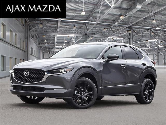 2021 Mazda CX-30 GT w/Turbo (Stk: 21-1237) in Ajax - Image 1 of 22