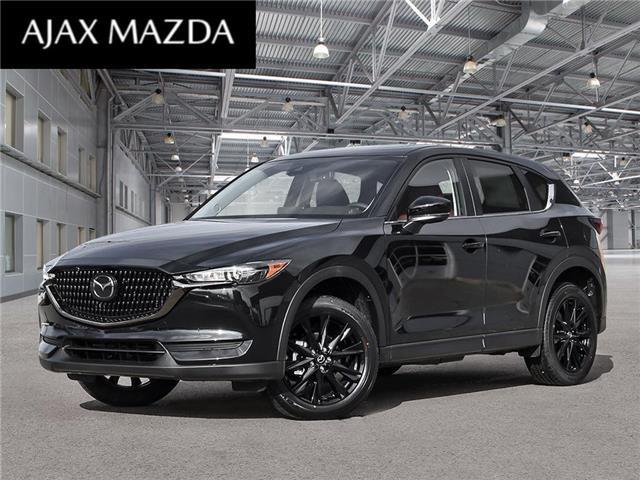 2021 Mazda CX-5 Kuro Edition (Stk: 21-1589) in Ajax - Image 1 of 23