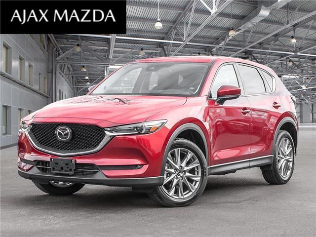 2021 Mazda CX-5 GT w/Turbo (Stk: 21-1586) in Ajax - Image 1 of 23