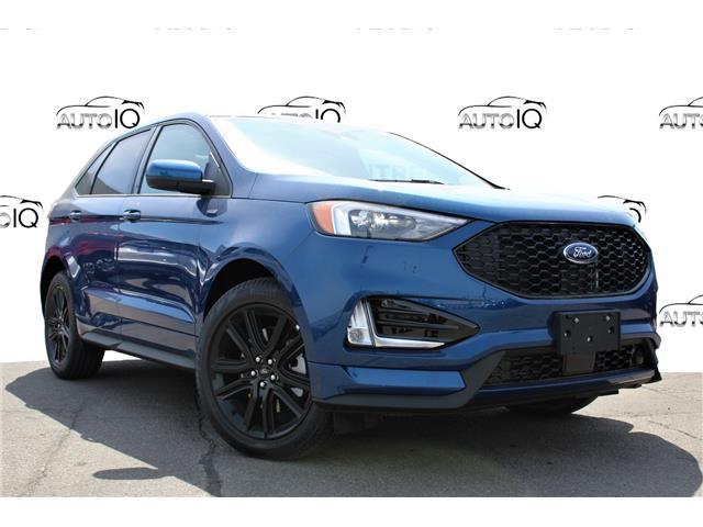 2021 Ford Edge ST Line Blue