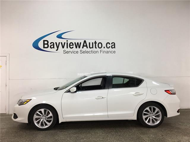 2017 Acura ILX Technology Package (Stk: 37935W) in Belleville - Image 1 of 27