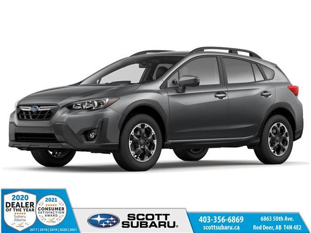 2021 Subaru Crosstrek Touring (Stk: 36821X) in Red Deer - Image 1 of 8