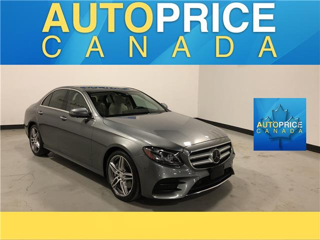 2017 Mercedes-Benz E-Class Base (Stk: H3031) in Mississauga - Image 1 of 29