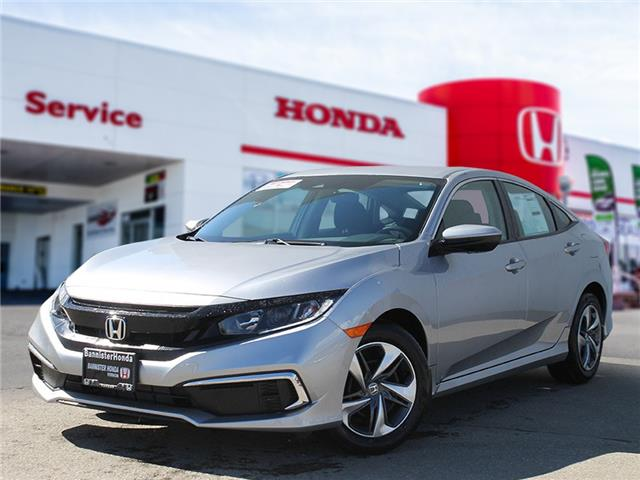 2021 Honda Civic LX (Stk: 21-026) in Vernon - Image 1 of 11