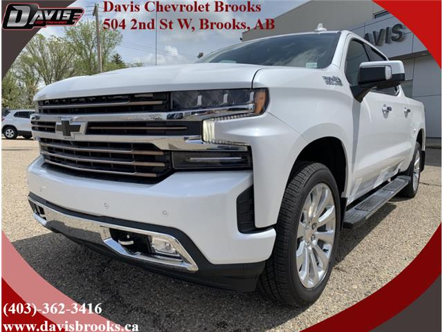 2021 Chevrolet Silverado 1500 High Country (Stk: 228022) in Brooks - Image 1 of 23