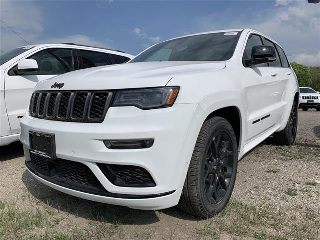 2021 Jeep Grand Cherokee Limited (Stk: 684779) in Orillia - Image 1 of 10