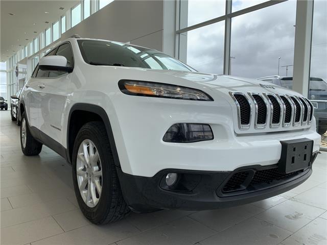 2018 Jeep Cherokee North 1C4PJMCB7JD513577 V7671 in Saskatoon
